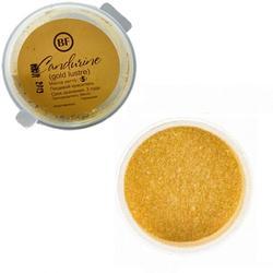 Краситель сухой блестящий плотный Золотой 5 г. BF 1