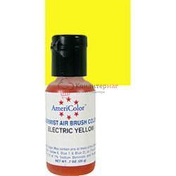 Краситель для аэрографа AmeriColor Желтый электрик 18 г. 1