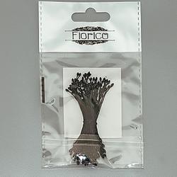 Тычинки для цветов Фиорико Черные P-1 85 шт. 1