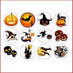 Вафельная картинка Хеллоуин 2 1
