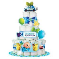 Подставка для создания торта из подгузников Малыш 1
