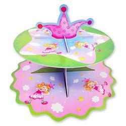 Подставка для сладостей 2- ярусная Звездная фея 1