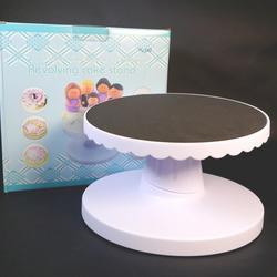 Поворотный столик для торта 23х13 см. с наклоном 1
