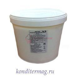 Мастика сахарная Топ Продукт белая 6 кг. 1