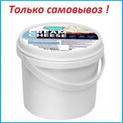 Творожный сыр Чудское озеро 60% ведро 1 кг. 1