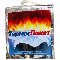 Термос-пакет фольгированный 1