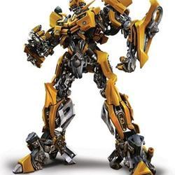 Вафельная картинка Робот 1