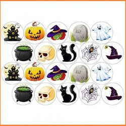 Вафельная картинка Хеллоуин 3 1