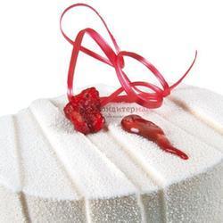 Аэрозоль шоколадный велюр Дольче Велюто белый 250 г. 1