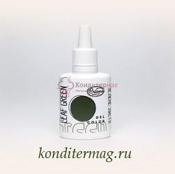 Краситель гелевый Криамо зеленая листва 25 г. 1