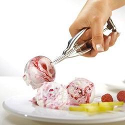 Ложка для мороженого с дозатором 4,2 см. Metal Craft ICD25 2