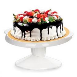 Поворотный столик для торта 29х15 см. с наклоном Tescoma 1