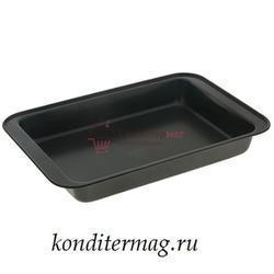 Противень для выпечки 37х25х5 см. Жаклин а/п покр. 1
