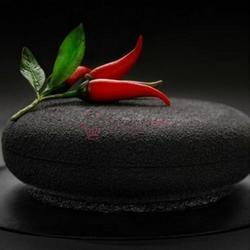 Аэрозоль шоколадный велюр Дольче Велюто черный 150 мл. 1