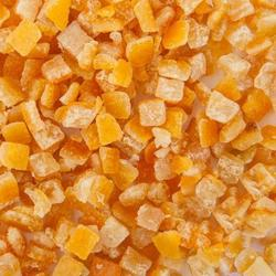 Засах. Апельсиновая корочка кубики 6х6 мм. Ambrosio 200 г. 1