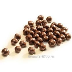 Жемчужины Молочный шоколад хрустящие 50 г. Callebaut 1