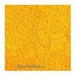 Декор сахар Желтый 100 г. 1