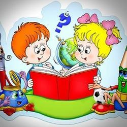 Вафельная картинка Дети 1