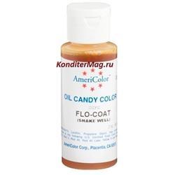 Добавка для окрашивания шоколада Flo-Coat 56 мл. AmeriColor 1