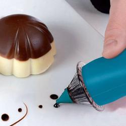 Дозатор для рисования 4 насадки пластик 1