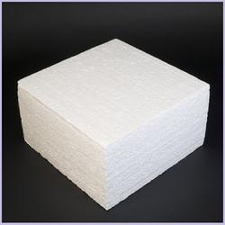Фальш-ярус для торта 20х20х10 см. квадрат 1