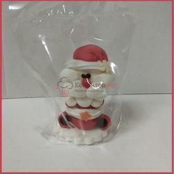 Фигурка сахарная Санта Клаус 6 см. 1 шт. 1
