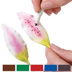 Фломастеры пищевые для рисования Вилтон 5 цветов 1