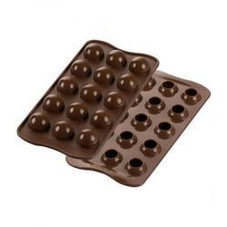 Форма для конфет Изи-шок Тартюфино Silikomart 1