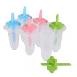 Форма для мороженого Цветочки 6 ячеек D&H 1