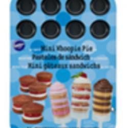 Форма для выпечки мини-десертов 24 ячейки металл 3