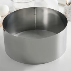 Форма для выпечки и выкладки Кольцо 22х10 см. Никис 1