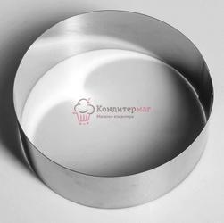 Форма для выпечки и выкладки Круг 18,5х6,5 см. Никис 1