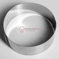 Форма для выпечки и выкладки Круг 20х6,5 см. Никис 1