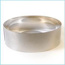 Форма для выпечки и выкладки Круг 20х5 см. Крафт 1