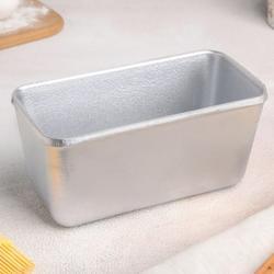 Форма для выпечки Хлеб 15х7х7,5 см. Л-12 алюм. 1