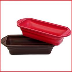Форма для выпечки хлеба 29х12х2 см. силикон Kamille 1