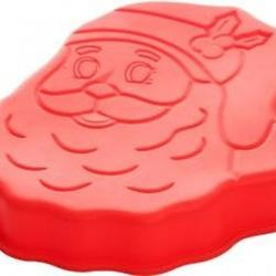 Форма силиконовая Лицо Деда Мороза Bekker 1