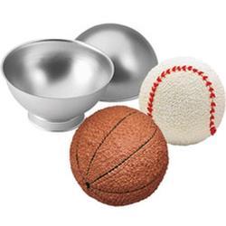 Форма для выпечки Спортивный мяч Wilton, 1