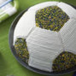 Форма для выпечки Футбольный мяч 23 см. Вилтон 2