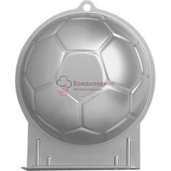 Форма для выпечки Футбольный мяч 23 см. Вилтон 1