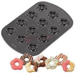 Форма для выпечки печенья Гребешки 12 ячеек Вилтон 1