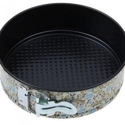 Форма для выпечки со съемным дном Круг Прованс 18 см, 1