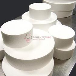 Форма муляжная для торта 30х7 см. Pavoni 1