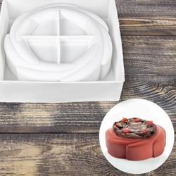 Форма силиконовая Властелин колец 19,5х5,5 см. 1