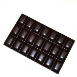 Молд Плитка шоколада 50г. 6,5х10,5 см. пластик 1