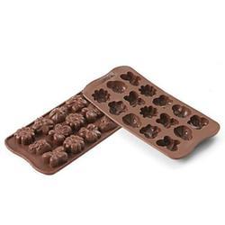 Форма для конфет Изи-шок Весна Silikomart 2