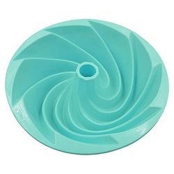 Форма силиконовая для кекса Спираль 24,5х9 см. Alpenkok 2