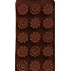 Форма силиконовая для шоколада Ассорти 1