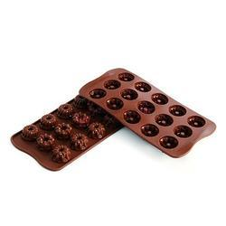 Форма для конфет Изи-шок Фантазия Silikomart 1