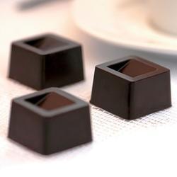 Форма для конфет Изи-шок Куб Silikomart 2